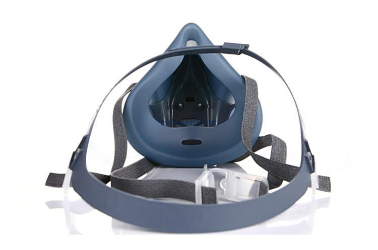 3M 7502舒适型硅胶半面型防护面具